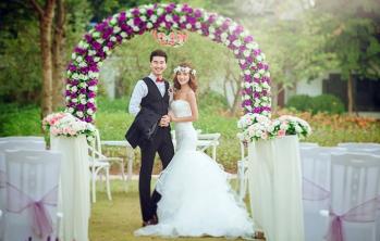 广州巴黎新娘婚纱摄影主题馆