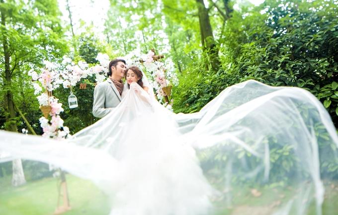 苏菲雅8999元婚纱照