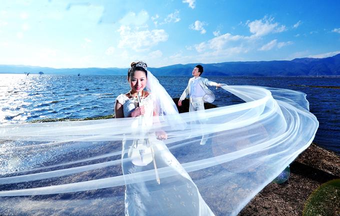 壹佳摄影3780元婚纱照