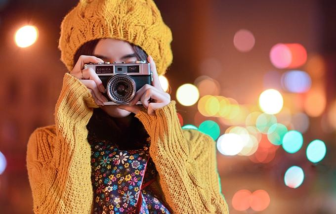 微笑499元个人写真