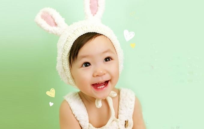 漂亮宝宝588元儿童摄影