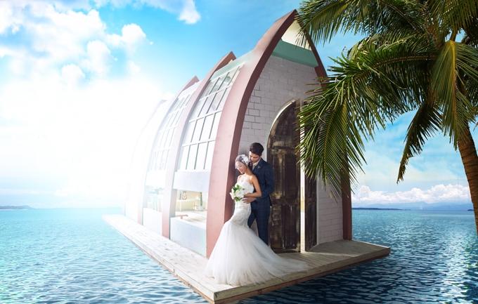 丹比4888元婚纱照
