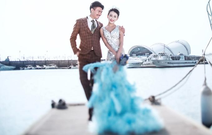 米兰风情2998元婚纱照