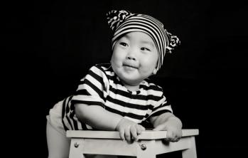 北京夏日暖阳儿童摄影