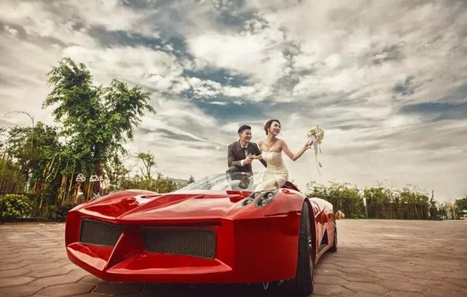 薇薇新娘2388元婚纱照