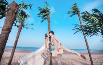日照蓝海城婚纱摄影