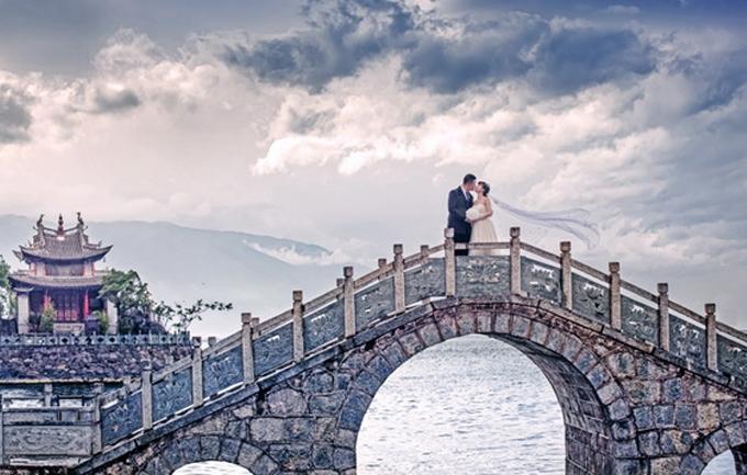 森格5188元婚纱照