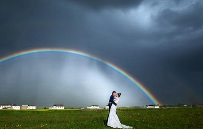 森格5199元婚纱照