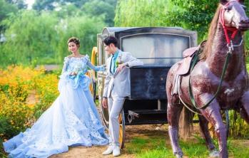 长沙香榭丽舍婚纱摄影