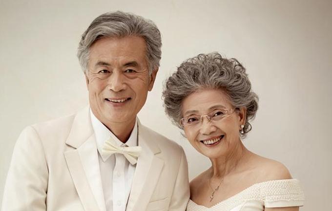 第一夫人888元老年婚纱照/情侣照/孕妇照/儿童照