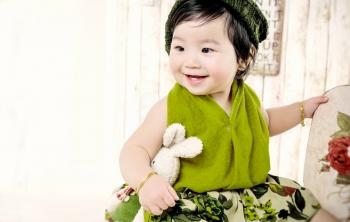 杭州贝亲宝贝专业儿童摄影