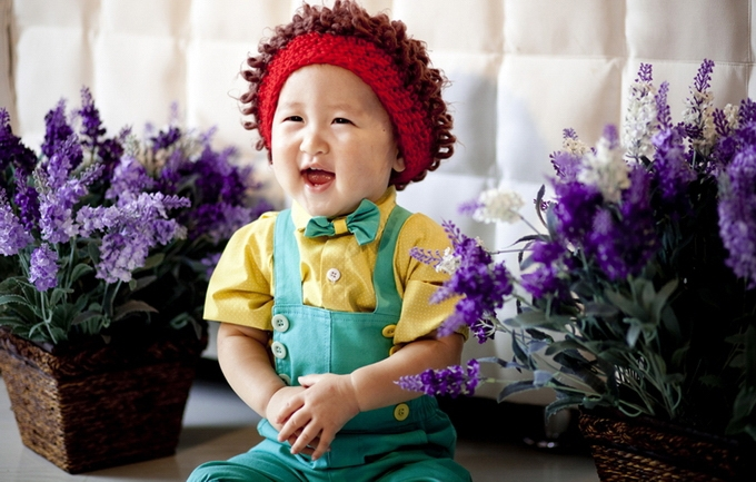 爱情故事286元儿童摄影