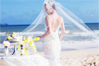 三亚三亚华娅婚纱摄影