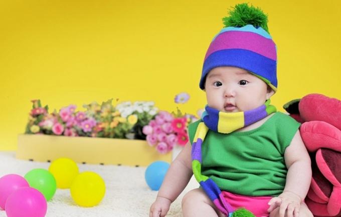 小丑鱼299元宝宝照