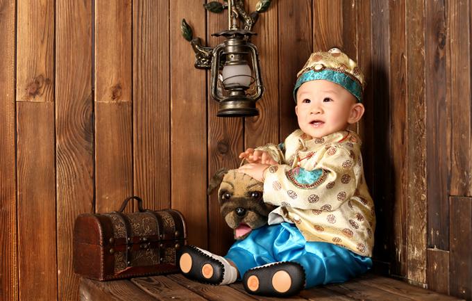 十月贝贝498元宝宝照