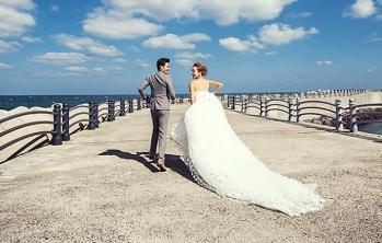 三亚三亚维也妠婚纱摄影