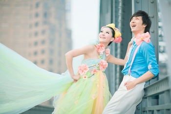 宁波宁波爱印象婚纱摄影