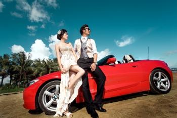 合肥巴黎国际婚纱摄影