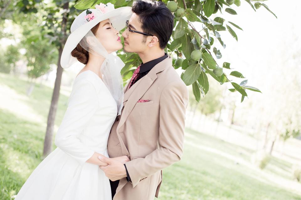 台北新娘2899元婚纱照