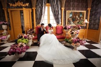 西安侬侬婚纱摄影