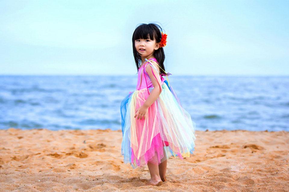 漂亮宝贝699元儿童摄影