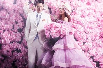 太原纽约时尚婚纱摄影馆