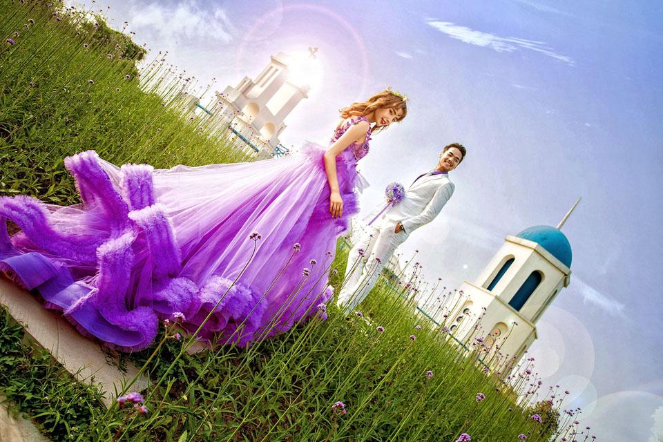 梦芭莎2888元婚纱摄影