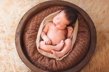 西安柚子印记新生儿摄影