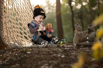 杭州世纪童话儿童摄影