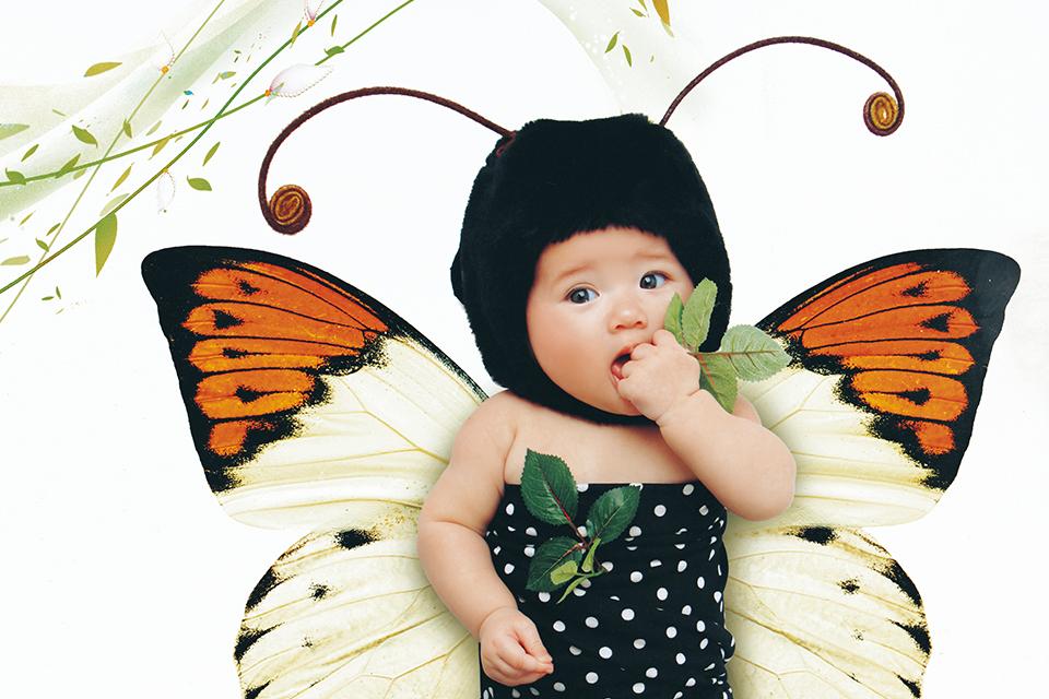 卡拉小屋398元宝宝照