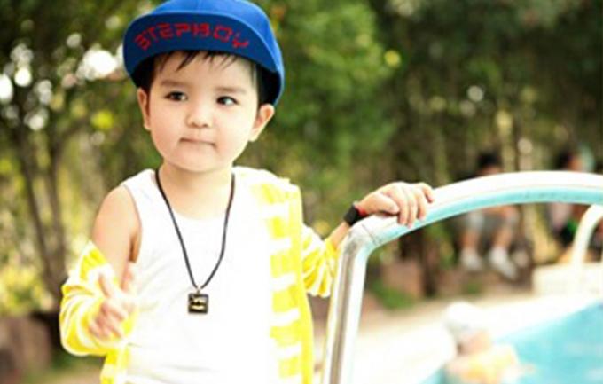 苏棠699元儿童照