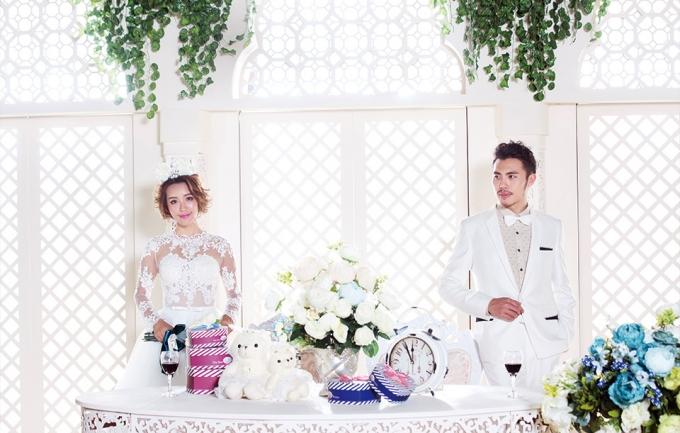 皇室新娘4999元婚纱照