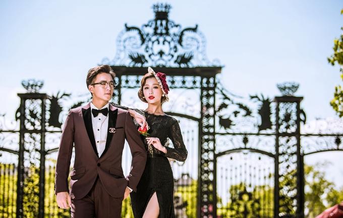 时光记忆6999元婚纱摄影
