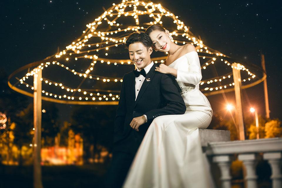 时光记忆3999元婚纱摄影
