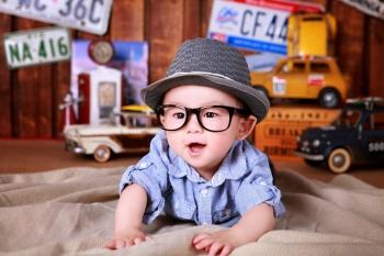 合肥米卡孕婴童创意摄影