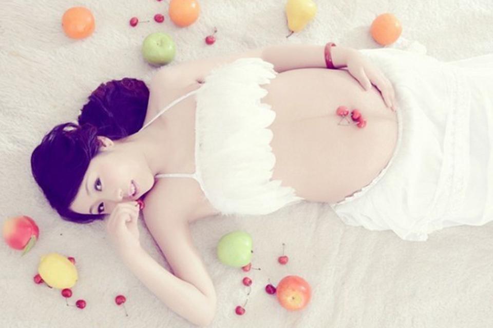 米可摄影698元孕妇照