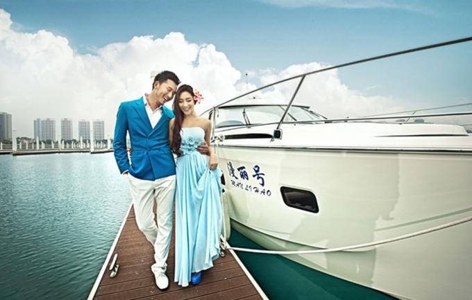小薇摄影3299元婚纱照