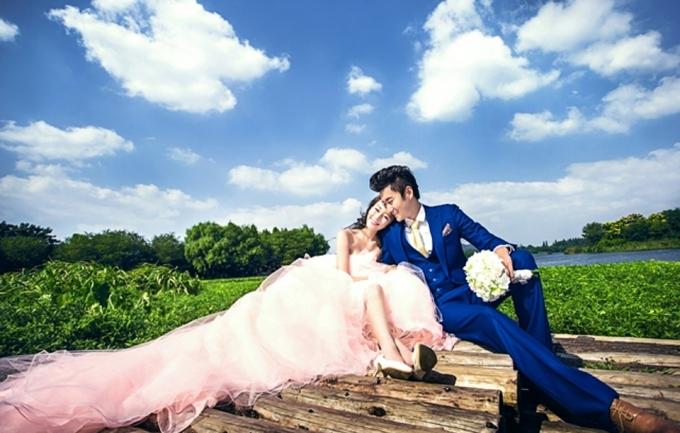 全城热恋2880元婚纱照