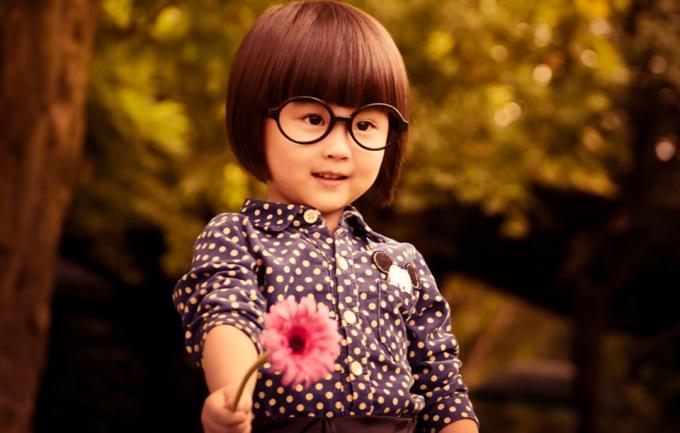 爱米粒399元儿童摄影