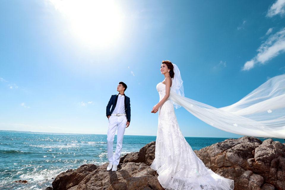 希菲尔4899元婚纱摄影