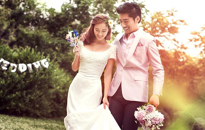维多利亚2880元婚纱照
