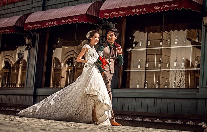 维多利亚1880元婚纱照