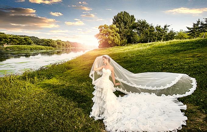 韩国Sam3980元婚纱照