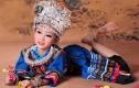爱视觉398元儿童古装摄影
