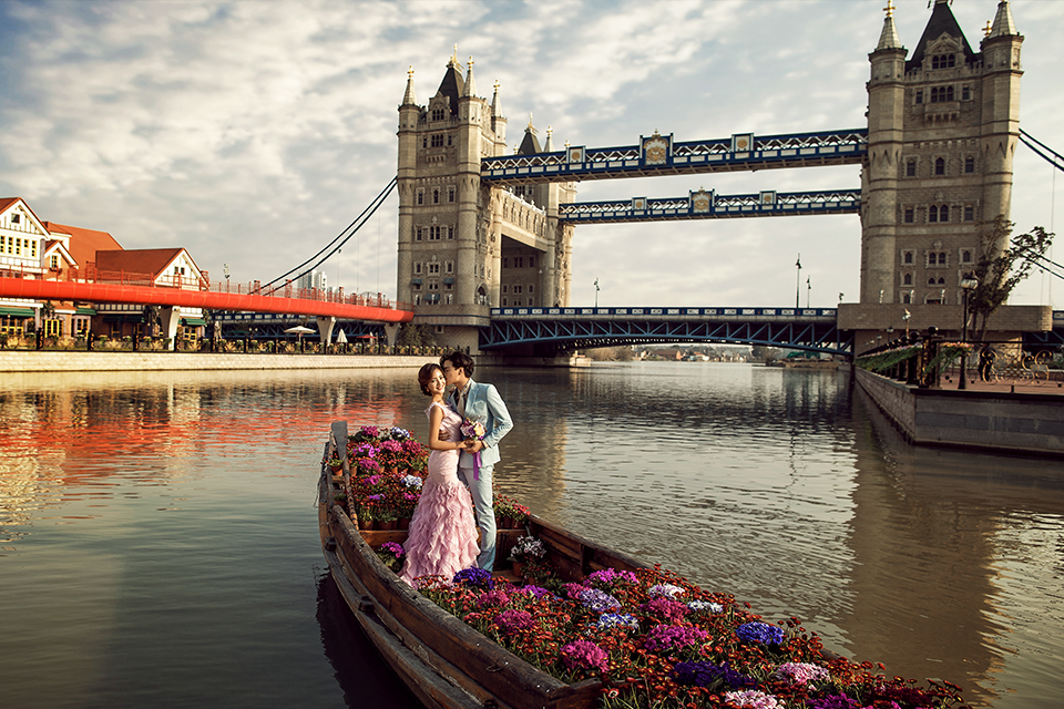 国际米兰4999元婚纱照