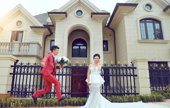 米兰4880元婚纱照