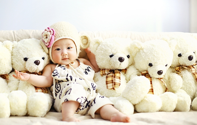 Baby格林童话218元儿童照