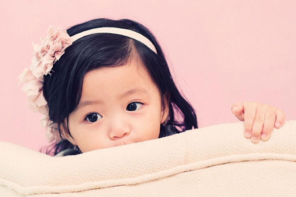 紫荆山森系199元儿童照