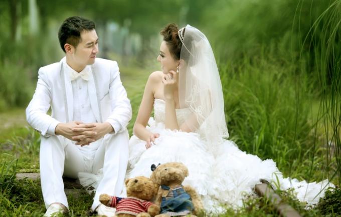 炫美2999元婚纱照