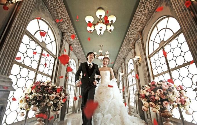 爱尚视觉2999元婚纱照